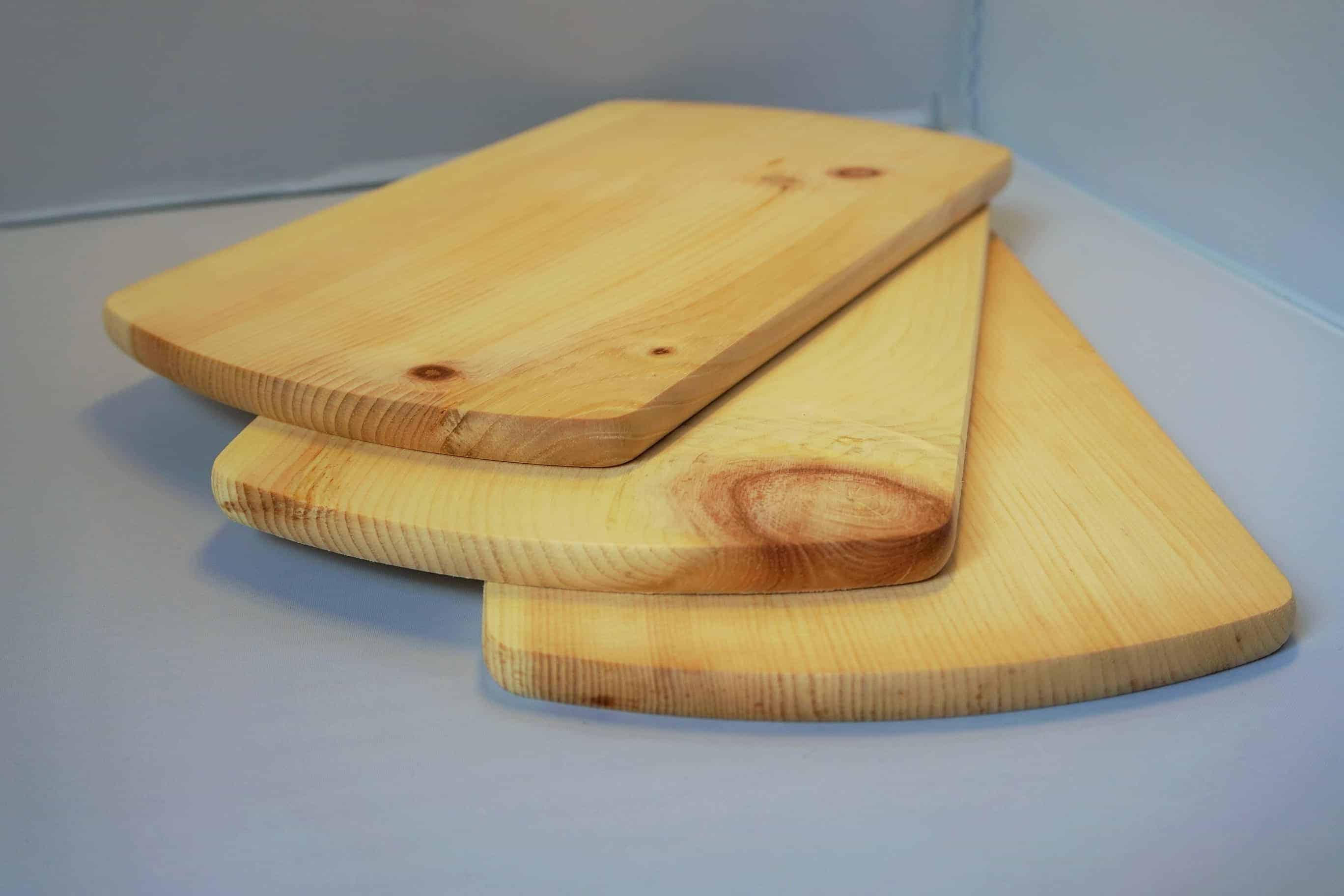 Jausenbrett aus Zirbenholz